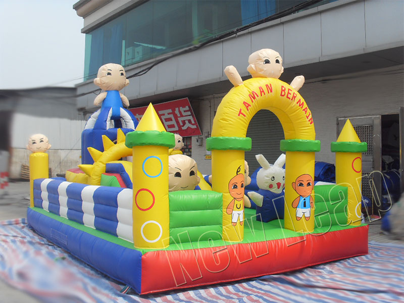 taman bermain inflatable fun city