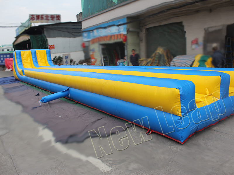 inflatable water slide