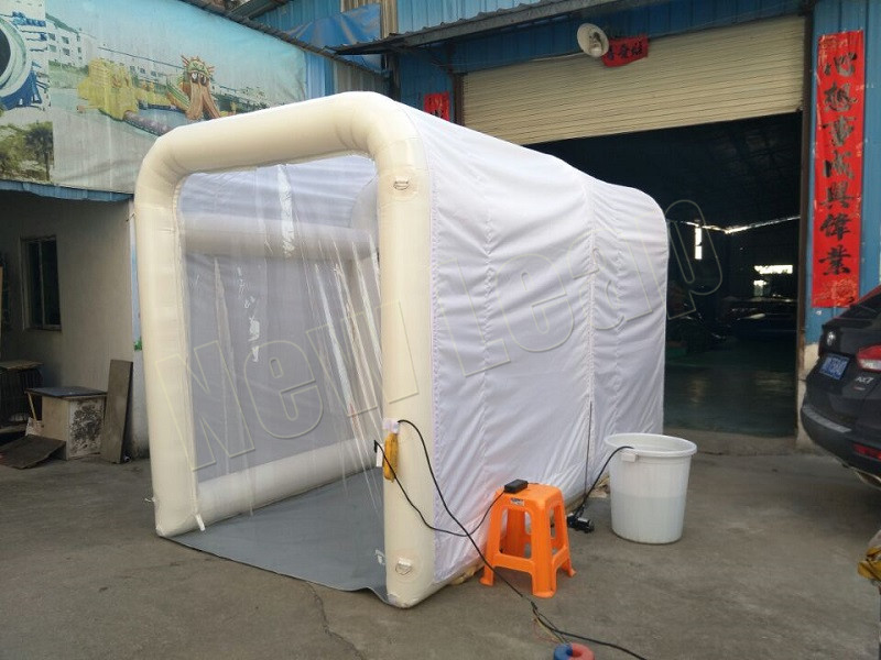 inflatable disinfection tent