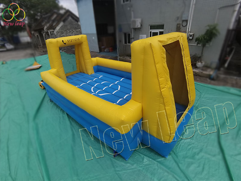 inflatable foam pitch