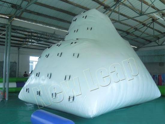 iceberg flotante inflable