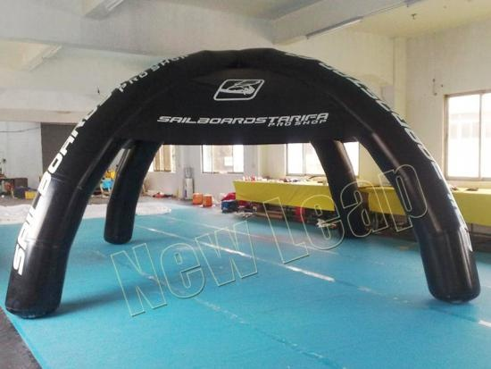carpa publicitaria inflable