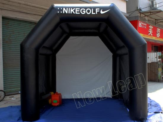 tienda inflable