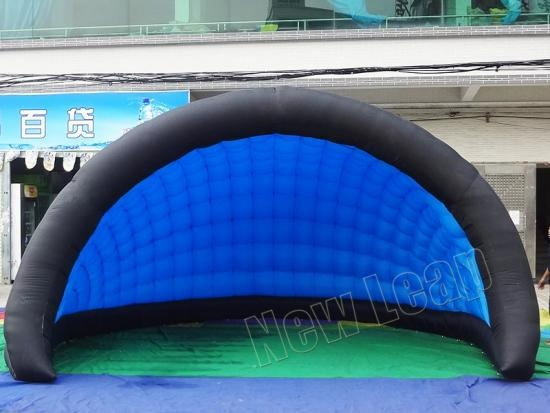 carpa de cabina inflable