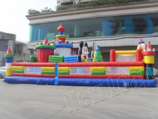 amusement inflatables