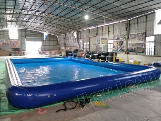 guangzhou inflatable water pool manufacturer
