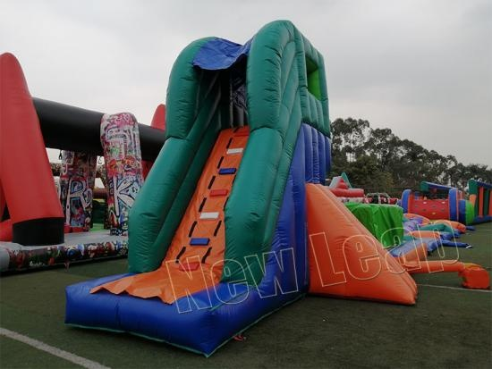 freestyle inflatable jumping airbag