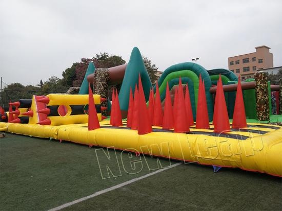 inflatable 5K running race