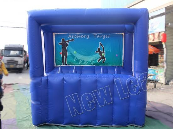 inflatable archery game