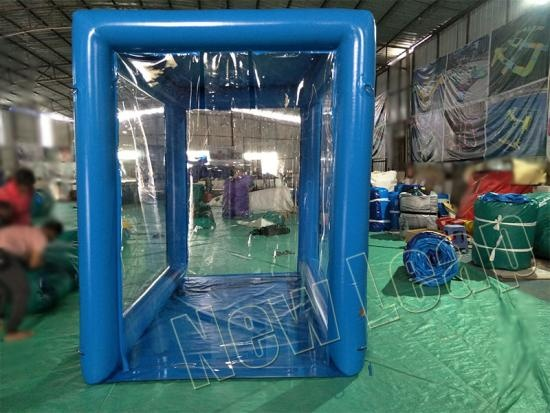 inflatable medical aid tent