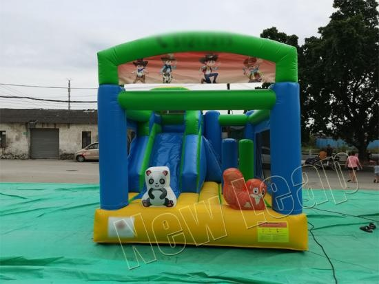 gorila inflable
